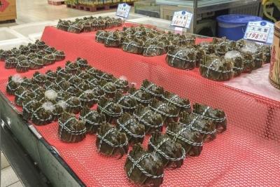 大数据说,江苏是第二能吃大闸蟹的,第一名是……