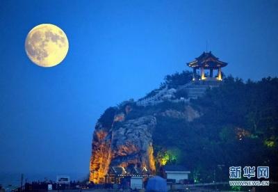十五的月亮十六圆 近期早晚凉,请加衣