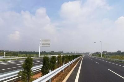 镇丹高速已主体竣工,国庆即可通车