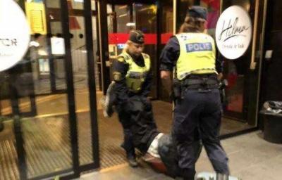 遭瑞典警方扔墓地当事人讲述事发经过 要求公开执法录像
