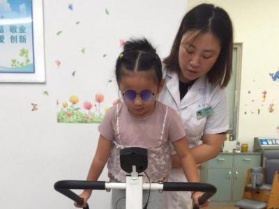 发挥特色专业优势,助力儿童康复保健——记市妇幼保健院儿保科