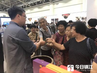 镇江非遗项目参加第五届中国非遗博览会成果喜人