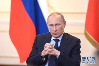 普京开学日与学生对谈:我没想到会当总统
