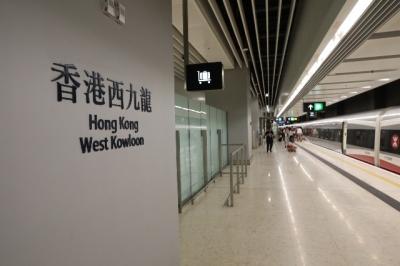内地高铁网延伸至香港 广深港高铁车票9月10日开始发售