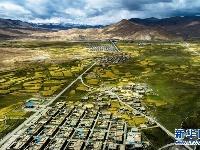 西藏日喀则美景如画