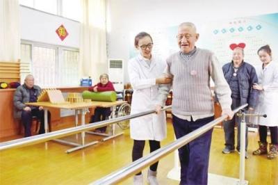 引入社会资本提供多元服务 江苏高质量养老一切围着老人转