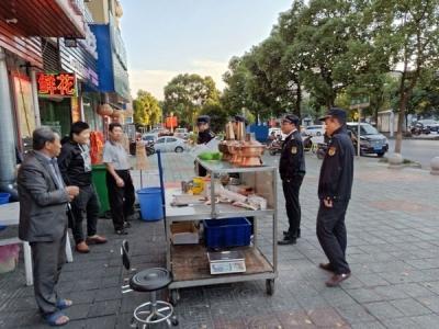 丹徒区城管局多举措保障低碳大会丹徒主题路演活动