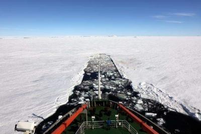 我国第一个南极永久机场即将开建 难度不亚于建设一座考察站