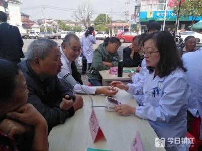 """爱心无大小!镇江丹徒政协委员组团献""""微爱"""""""