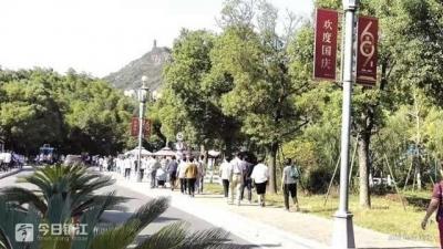 国庆去镇江新区玩什么?游客最喜欢的打卡地是这里