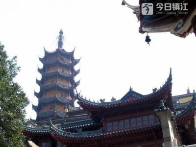 历史故事 | 镇江宝塔传奇