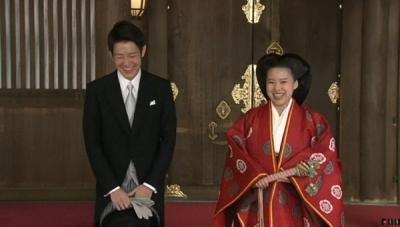 日本绚子公主今日下嫁平民,笑着说:我太幸福了