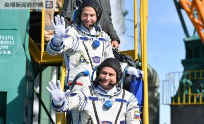 突发丨俄罗斯联盟MS-10载人飞船发射失败 宇航员生还