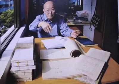 40年聆听风云人物故事|叶滋茎:家庭小账本,时代大数据