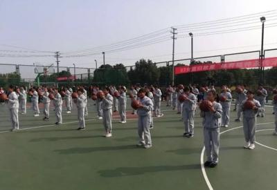 丹阳三镇举办体育联谊活动