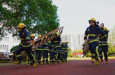 中办、国办印发《组建国家综合性消防救援队伍框架方案》