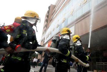 设立新衔级!《中华人民共和国消防救援衔条例》10月27日起正式实施