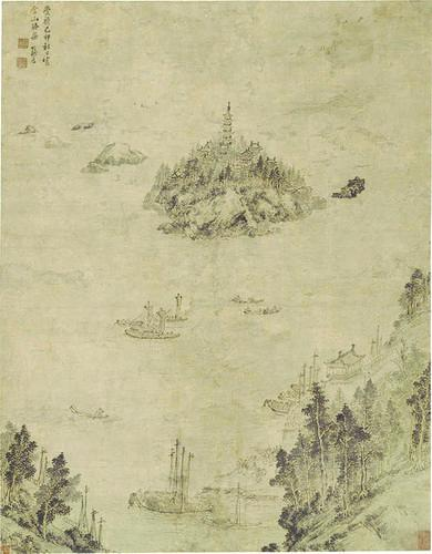 陆游与镇江