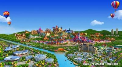 世界级文化旅游胜地落地句容 打造长三角文化旅游新高地