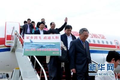 淮安机场新增普吉、乌鲁木齐等5条新航线 通航城市达31个