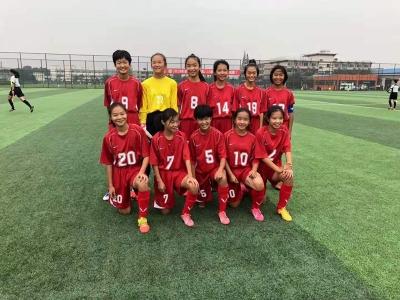 丹阳云阳学校女子足球勇夺全国冠军,七名队员入选国少集训队