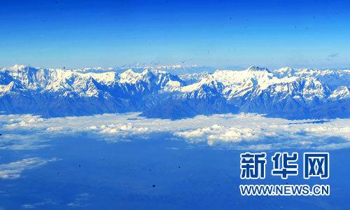 遇特大暴风雪 一韩国登山队在喜马拉雅山全体遇难