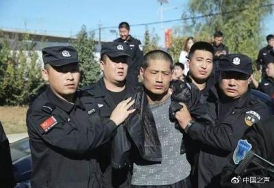 辽宁被抓逃犯:越狱后昼伏夜出,曾用塑料布裹身御寒