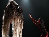 杨丽萍新舞剧《春之祭》在昆明上演
