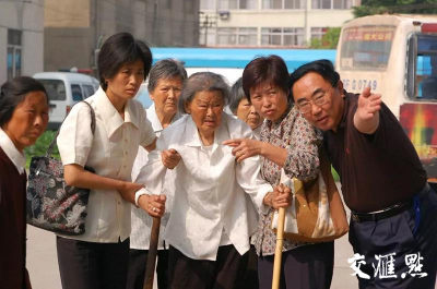 """""""法护夕阳红""""!江苏司法机关10年为11万余名老人提供咨询或援助"""