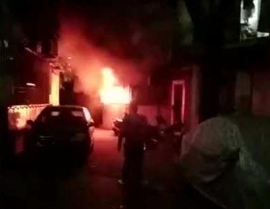 广东汕头一小区纵火案已致5死9伤 嫌犯被警方控制