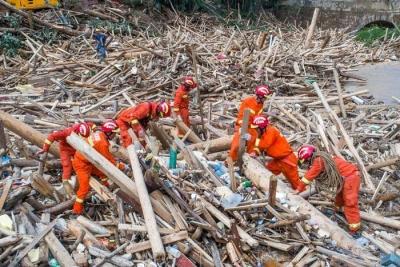 新华社评论员:提高灾害防治能力 保护人民和国家安全