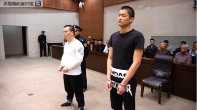 """""""南京交警被拖行致死案""""一审宣判 被告人犯故意杀人罪被判死刑缓期二年执行"""