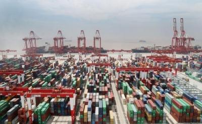 改革开放40周年动画短片《行进中国》:自贸区
