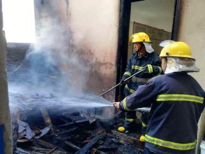 两天两起火灾 警方提醒:秋冬消防莫大意,疏忽酿错悔莫及