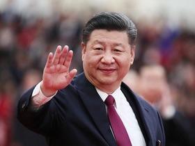 """习近平同法国总统马克龙互致贺电 庆祝""""中法环境年""""启动"""