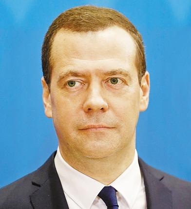 """普京的""""老搭档""""——俄罗斯总理梅德韦杰夫今起访华并出席进博会"""