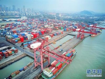 今年1-10月江苏经济稳中向好 工业增加值同比增长5.4%