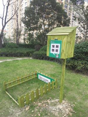 从20个到0个,镇江这个小区的宠物厕所经历了什么?
