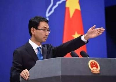 美副总统称华为等中国企业对美构成威胁,我外交部这样回应