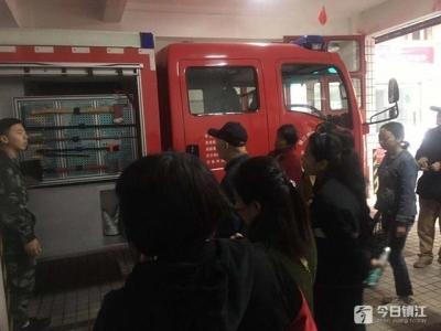 残疾人在家遇到火灾如何自救逃生?这场走进消防的学习会很走心