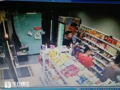 觉得无人超市方便自如 丹阳几个男孩却走歪了路