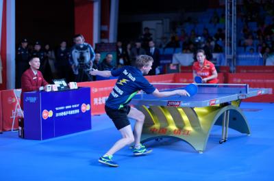 2018砂板乒乓球世界杯在镇江圆满落幕