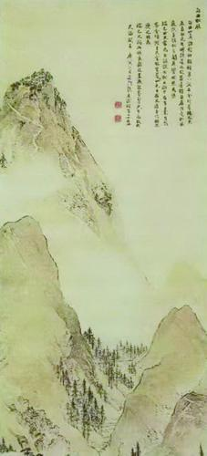 明代的茅山画