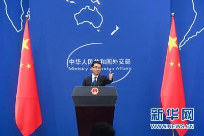 美国军舰再穿台湾海峡,国防部外交部相继作出回应