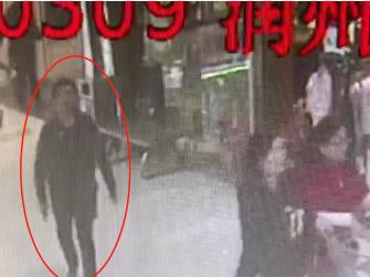 """视频   小心""""门帘大盗"""",刚出超市门手机秒被偷!镇江已发生多起"""