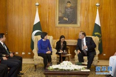 中国和巴基斯坦联合声明:进一步加强全天候战略合作伙伴关系