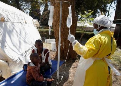 外交部再发提醒:中国公民在津巴布韦要注意防范霍乱疫情