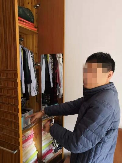 """天网""""布控,百里追踪,润州警方成功破获一起惯偷入室盗窃案"""