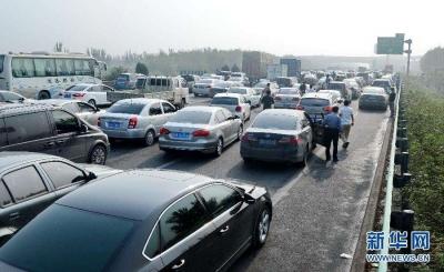 受降雪天气影响,南京、镇江部分高速路段采取限速管制措施
