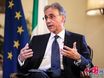 国际VIP点赞改革开放——意大利驻华大使:改革开放让世界看见中国贡献